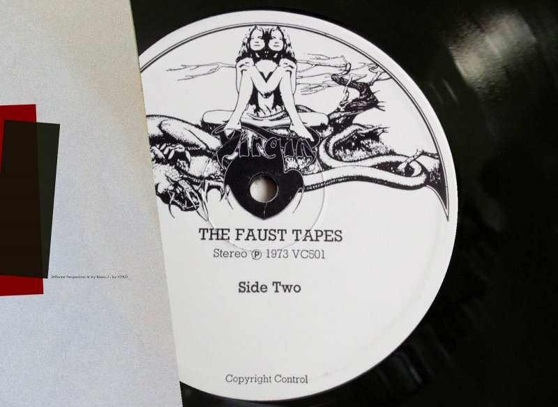 Пластинка The Faust Tapes